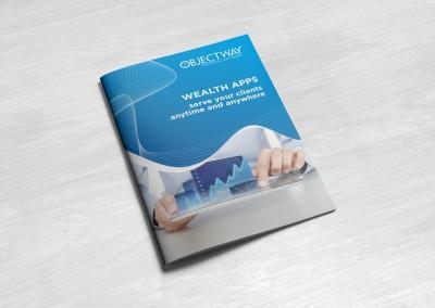 Objectway brochure Wealth Apps