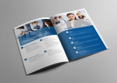Objectway brochure servizi IT
