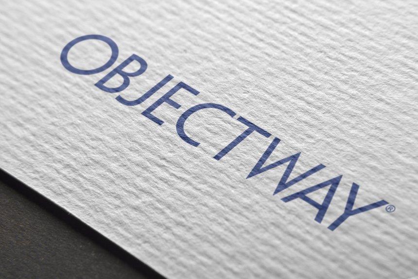 Objectway logo