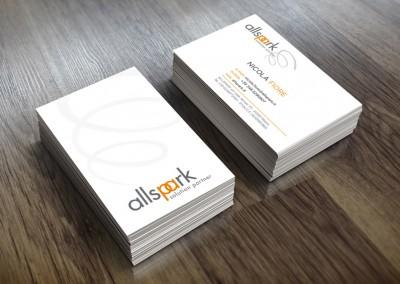 Allspark - Biglietti da visita